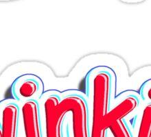 I Love Twinkies Sticker