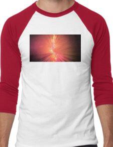 Love Rays Men's Baseball ¾ T-Shirt