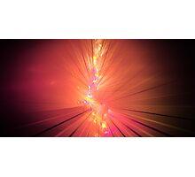 Love Rays Photographic Print