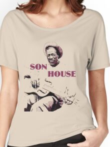 Son House - Blues Legend Women's Relaxed Fit T-Shirt