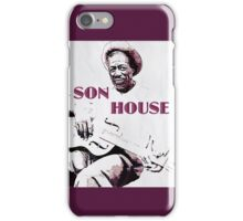 Son House - Blues Legend iPhone Case/Skin