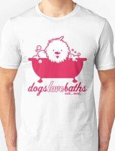 Dog Grooming Unisex T-Shirt