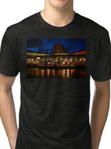 Night Dining Tri-blend T-Shirt