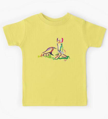 Cute t-shirt foal sweetie Kids Tee