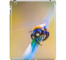Bumble bee conversation iPad Case/Skin