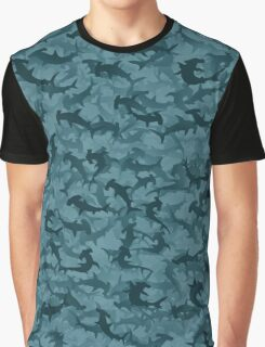 Hammerheads sharks Graphic T-Shirt