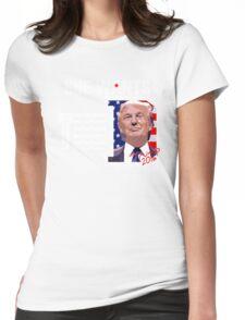 Official Original She Wants The D Trump Shirt Womens Fitted T-Shirt