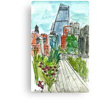 High Line Canvas Print