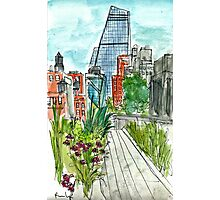 High Line Photographic Print