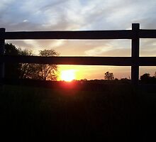 Countryside Sunrise by cabmusic