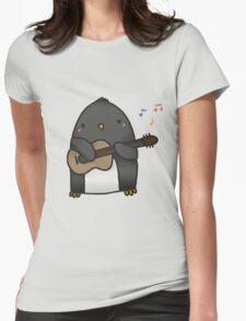 Little Musician Womens Fitted T-Shirt