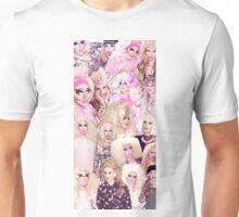 COLLAGE - Trixie Mattel + Katya Zamolodchikova Unisex T-Shirt