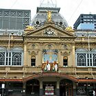 Princess Theatre, Melbourne by Maggie Hegarty