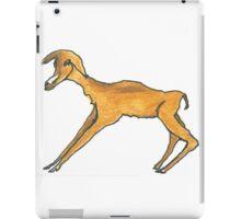 blesbok antelope iPad Case/Skin