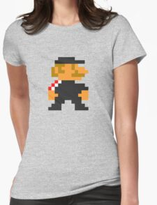 N7 Mario Womens Fitted T-Shirt