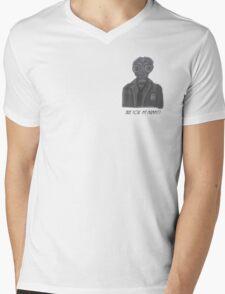 Empty Child Mens V-Neck T-Shirt