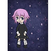Cute Chibi Crona- Soul Eater Photographic Print