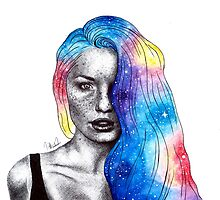 Stardust- for the ALS Foundation by Tiffany Taimoorazy