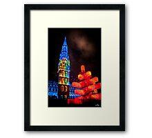 Christmas 2012 Framed Print