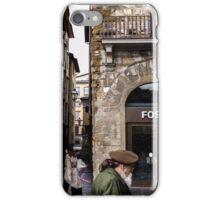 Florence wandering iPhone Case/Skin