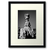 Thor's Hammer Framed Print