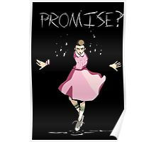 stranger things promise Poster