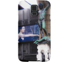 Old meets new in Florence Samsung Galaxy Case/Skin