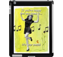 It's Your Meds iPad Case/Skin