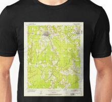 USGS TOPO Map Arkansas AR Lewisville 258924 1952 24000 Unisex T-Shirt