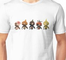 The Mandragoras –V2 – Doll-Style Unisex T-Shirt
