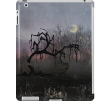 Willow Sunset Crescent Moon iPad Case/Skin