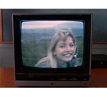 Who Killed Laura Palmer? Photographic Print
