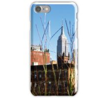 Empire State Building from the Highline  iPhone Case/Skin