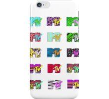MTV Logos iPhone Case/Skin