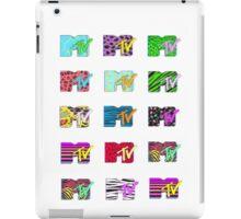 MTV Logos iPad Case/Skin