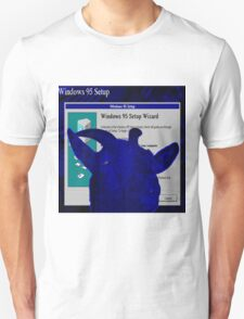 Windows 95 is the GOAT Unisex T-Shirt