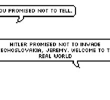 Hitler Promised by gubbygoo89