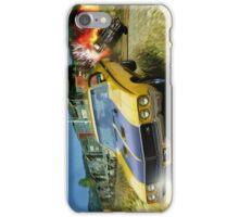 Running The Gauntlet iPhone Case/Skin