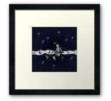 Grind Str8 Framed Print