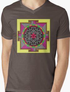 ARCHON ROSE 53 Mens V-Neck T-Shirt