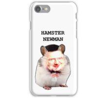 Hamster Newman  iPhone Case/Skin