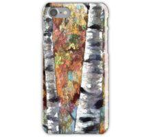 Aspen Trees iPhone Case/Skin
