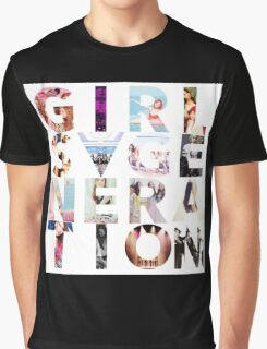GIRLS´GENERATION - SNSD Graphic T-Shirt