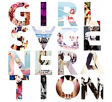 GIRLS´GENERATION - SNSD Photographic Print