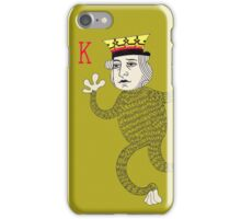 Monkey King Fool for Love iPhone Case/Skin