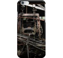 21.8.2014: Abandoned Sawmill iPhone Case/Skin