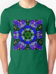 Dotty Kaleidoscope Unisex T-Shirt