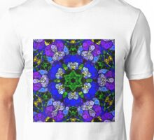 Dotty Kaleidoscope Unisex T-Shirt