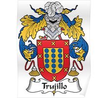 Trujillo Coat of Arms (Spanish) Poster