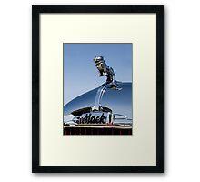 Classic 1965 Mack fire truck Framed Print